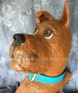 Scooby Doo made in 2010 with Jonni Clay