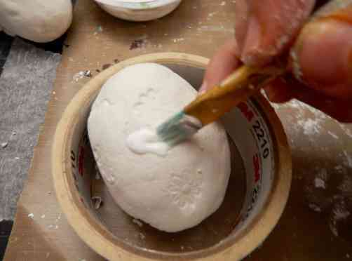 Fixing a crack in Creative Paper Clay®