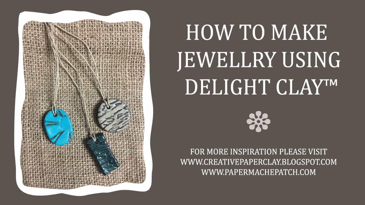 Delight Clay Jewelry