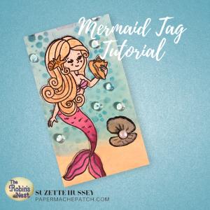 Mermaid Tag