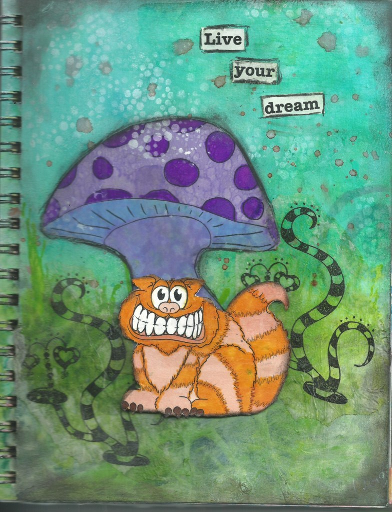 Fairy Tale Journal Page