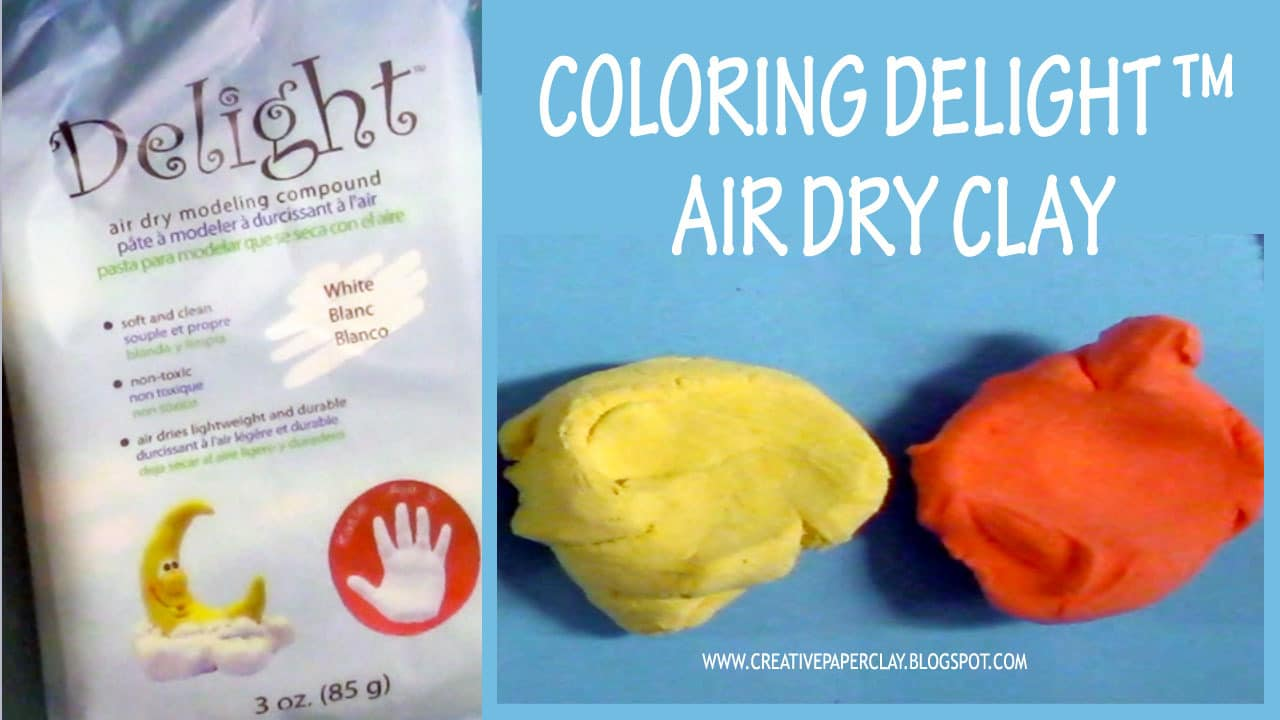 Delight Air Dry Clay