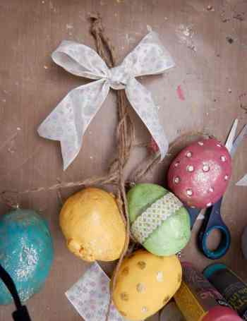 Creative Paper Clay® Easter Egg