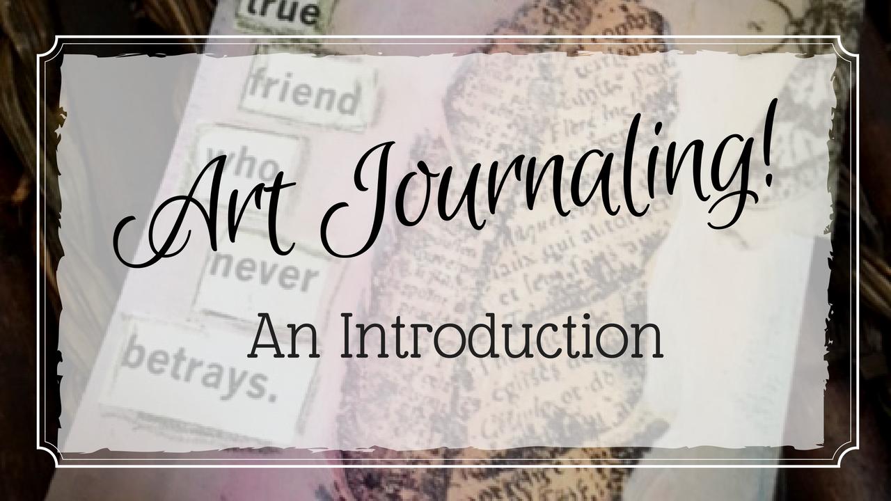 Art Journaling an introduction